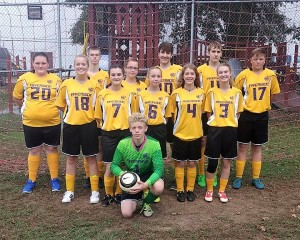 Soccer Team picture
